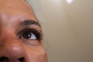 Photo #1: Synthetic mink eyelash extension special