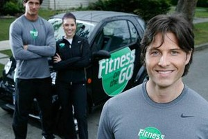 Photo #1: In-home personal trainer from Fitness on the Go 3 sessions for $99!