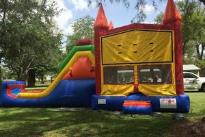 Photo #2: Bounce House + Concession Machine + 20Chairs + 2Tables $129.99