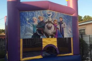 Photo #3: Bounce House + Concession Machine + 20Chairs + 2Tables $129.99
