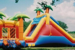 Photo #8: Bounce House + Concession Machine + 20Chairs + 2Tables $129.99