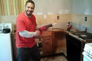 Photo #21: Kitchen & Bathroom Repair, Snow Removal, Pressure washing, Tile Setter...