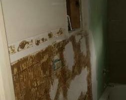 Photo #19: Kitchen & Bathroom Repair, Snow Removal, Pressure washing, Tile Setter...
