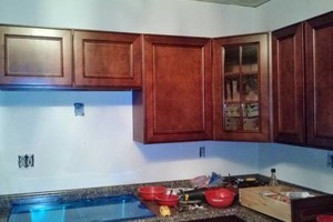 Photo #12: Kitchen & Bathroom Repair, Snow Removal, Pressure washing, Tile Setter...