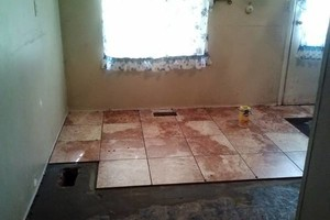 Photo #7: Kitchen & Bathroom Repair, Snow Removal, Pressure washing, Tile Setter...
