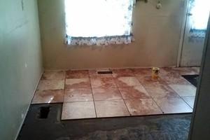 Photo #7: Kitchen & Bathroom Repair, Snow Removal, Pressure washing, Tile Setter...