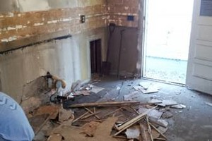 Photo #5: Kitchen & Bathroom Repair, Snow Removal, Pressure washing, Tile Setter...