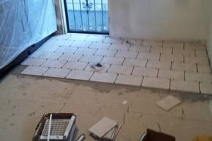 Photo #4: Kitchen & Bathroom Repair, Snow Removal, Pressure washing, Tile Setter...