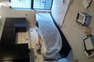 Photo #3: Kitchen & Bathroom Repair, Snow Removal, Pressure washing, Tile Setter...