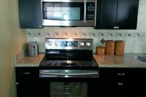 Photo #2: Kitchen & Bathroom Repair, Snow Removal, Pressure washing, Tile Setter...