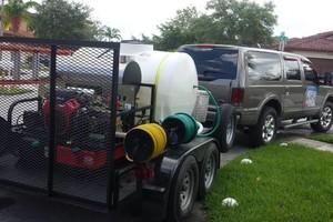 Photo #3: Miami Pressure washing services