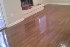 Photo #10: FLOOR REFINISHING, RESURFACING AND INSTALLATION. GUARANTEED LOW RATES
