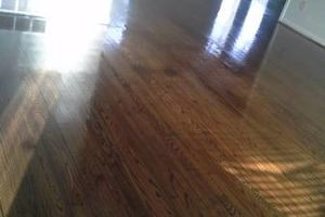 Photo #6: FLOOR REFINISHING, RESURFACING AND INSTALLATION. GUARANTEED LOW RATES