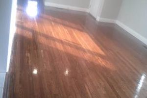 Photo #3: FLOOR REFINISHING, RESURFACING AND INSTALLATION. GUARANTEED LOW RATES