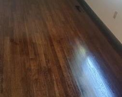 Photo #2: FLOOR REFINISHING, RESURFACING AND INSTALLATION. GUARANTEED LOW RATES