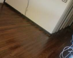 Photo #1: FLOOR REFINISHING, RESURFACING AND INSTALLATION. GUARANTEED LOW RATES