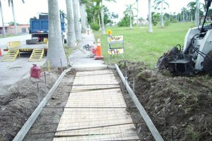 Photo #3: Martinez Concrete And Paving Services