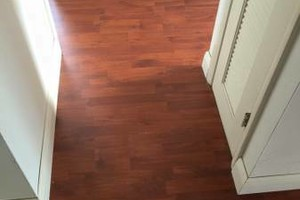 Photo #23: LAMINATE & WOOD FLOOR INSTILLATION .99 PER SQ FT. SPECIAL!!!
