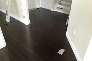 Photo #22: LAMINATE & WOOD FLOOR INSTILLATION .99 PER SQ FT. SPECIAL!!!