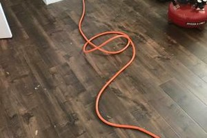 Photo #17: LAMINATE & WOOD FLOOR INSTILLATION .99 PER SQ FT. SPECIAL!!!
