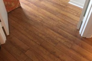 Photo #16: LAMINATE & WOOD FLOOR INSTILLATION .99 PER SQ FT. SPECIAL!!!