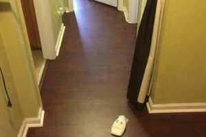 Photo #11: LAMINATE & WOOD FLOOR INSTILLATION .99 PER SQ FT. SPECIAL!!!