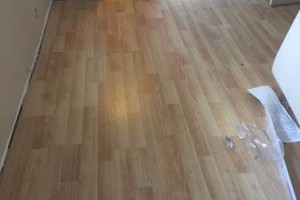 Photo #7: LAMINATE & WOOD FLOOR INSTILLATION .99 PER SQ FT. SPECIAL!!!