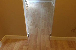 Photo #6: LAMINATE & WOOD FLOOR INSTILLATION .99 PER SQ FT. SPECIAL!!!