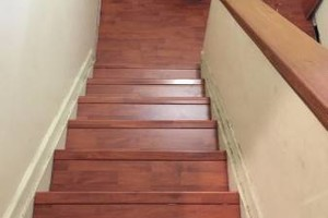 Photo #2: LAMINATE & WOOD FLOOR INSTILLATION .99 PER SQ FT. SPECIAL!!!