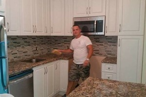 Photo #1: Cabinets Istallation. Estimates are free