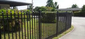 Photo #4: Chainlink. Fences made out of Galvanized steel and Aluminum