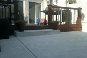 Photo #10: MEN OF MUD CONCRETE - Patios, Sidewalks, Driveways, Steps and Repairs