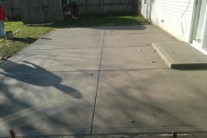 Photo #11: MEN OF MUD CONCRETE - Patios, Sidewalks, Driveways, Steps and Repairs