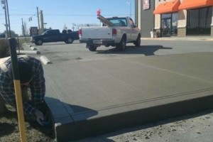 Photo #15: MEN OF MUD CONCRETE - Patios, Sidewalks, Driveways, Steps and Repairs