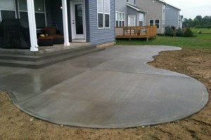 Photo #18: MEN OF MUD CONCRETE - Patios, Sidewalks, Driveways, Steps and Repairs