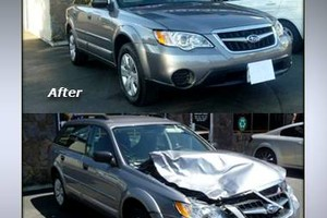 Photo #10: PAINT & BODY SHOP / AUTO GLASS / POWER WINDOW REPAIR / GOOD PRICES!