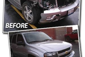 Photo #9: PAINT & BODY SHOP / AUTO GLASS / POWER WINDOW REPAIR / GOOD PRICES!