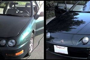 Photo #2: PAINT & BODY SHOP / AUTO GLASS / POWER WINDOW REPAIR / GOOD PRICES!