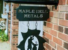 Photo #18: Metal fabrication (railing, signs, sheet metal, welding and etc.) Cutting Edge Craftsmen