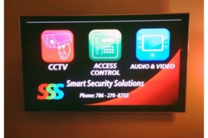 Photo #4: lcd tv, plasma tv, led tv wall mounting installation