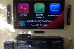 Photo #2: lcd tv, plasma tv, led tv wall mounting installation