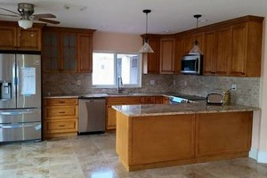 Photo #8: Kitchen Cabinets and Remodeling $1,900