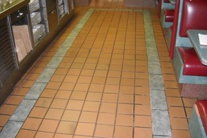 Photo #4: STRIP & WAX ,TILE & GROUT CLEANING