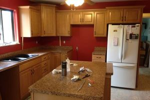 Photo #24: CABINET INSTALL. KITCHEN/BATH CABINETS AND COUNTER TOPS!