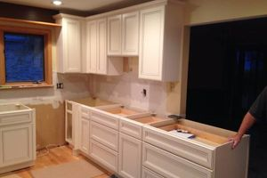 Photo #21: CABINET INSTALL. KITCHEN/BATH CABINETS AND COUNTER TOPS!