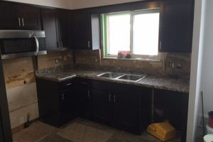 Photo #16: CABINET INSTALL. KITCHEN/BATH CABINETS AND COUNTER TOPS!