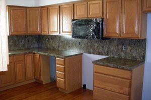Photo #14: CABINET INSTALL. KITCHEN/BATH CABINETS AND COUNTER TOPS!