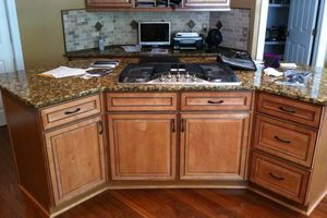 Photo #9: CABINET INSTALL. KITCHEN/BATH CABINETS AND COUNTER TOPS!