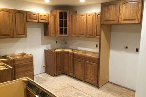 Photo #1: CABINET INSTALL. KITCHEN/BATH CABINETS AND COUNTER TOPS!