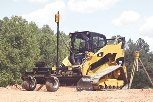 Photo #1: Bobcat Service, Grading, Excavation & Landscaping